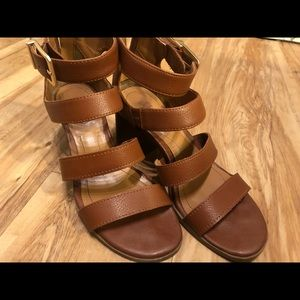 Style & Co. Strappy Sandals